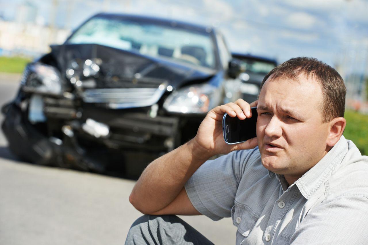 Après un accident de la route, la victime doit effectuer des démarches pour son indemnisation